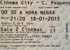 """Cinema: """"00:30 A HORA NEGRA"""" (ZERO DARK THIRTY) @ Cinema City Campo Pequeno, Lisboa a 18 de Janeiro de 2013."""