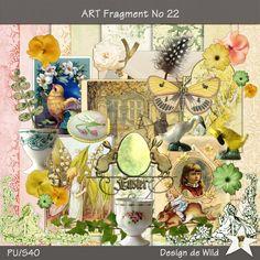 ART Fragments No 22 | Design de Wild