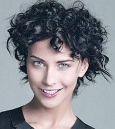 Amazing curly hair