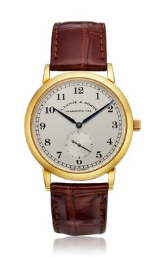 A. LANGE & SOHNE, 18K 1815, REF. 206.021 Patek Philippe, Watches Online, Cartier, 18k Gold, Tiffany, Gems, Silver, Accessories, Jewelry