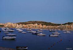 Malta - a small port close to Bugibba   by kiya_pl