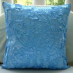 Handmade Aqua Blue Throw Pillows Cover for Couch, Contemp... https://www.amazon.com/dp/B004NPZAOY/ref=cm_sw_r_pi_dp_x_Io-sybQTW6RGJ