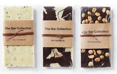 Bar Collection / Zoe's Chocolate - they actually have my name on it!!!