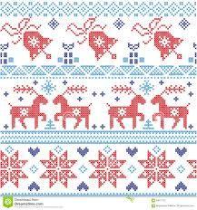 Bildergebnis für cross stitch christmas patterns