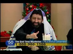 Jonathan Cahn: Hanukkah foreshadows the Antichrist (part 2 of 2) - YouTube 32:28 ... WOW!
