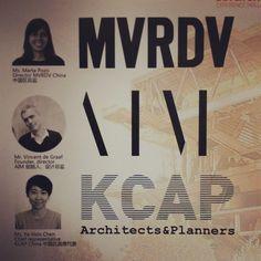 #9/17 MVRDV MVRDV MVRDV!!!! 我跟凌揚陷入歇斯底裡的狀態 明天草評要交好多東西啊啊啊 #MVRDV