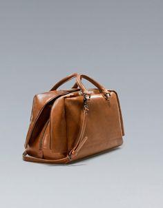 YOUNG BOWLING BAG - Handbags - Woman - ZARA