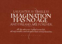 imagination has no age, 2013 (Izumi Shiratani)