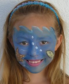 Faces by Gina Watkins and Company - Face Painting: Samples
