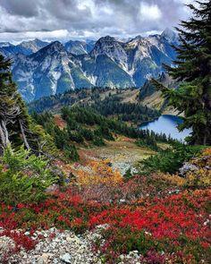 Winchester Mountain, WA]