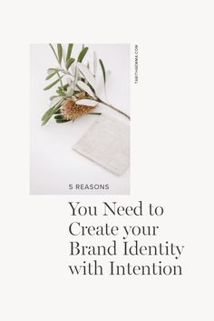 Your brand visuals need to be purposeful if you want them to be effective and actually play a part in helping your business grow and attract the right people.
