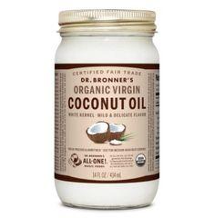 Bronner's Organic Virgin Coconut Oil- 7 Best Coconut Oil Brands That You Can Trust Best Coconut Oil, Coconut Oil For Teeth, Coconut Oil Pulling, Cooking With Coconut Oil, Coconut Oil Uses, Benefits Of Coconut Oil, Coconut Water, Unrefined Coconut Oil