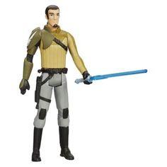 Star Wars Rebels Saga Legends Kanan Jarrus Figure | Toys for Boys | Star Wars