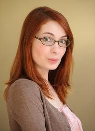 Felicia Day - Sexy, Smart, Internet Star, and Hot. That that is lacking is to be in a Dr. Who episode.