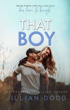 #wattpad #teen-fiction You know, being friends with two cute boys does have its benefits. There's Danny. Danny is a golden boy in every way. He has dreamy blue eyes and blonde hair that always looks perfect, even when it's windblown or been stuck under a football helmet. He's the boy every girl crushes on. The boy I get...