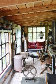 Boho Style, Ideas Para, House, Patio, Outdoor Decor, Home Decor, Luxury Camping, Log Cabin Homes, House Decorations