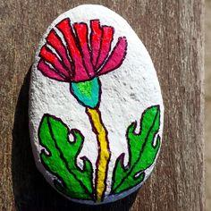 #flor #flower #natura #nature #paintedstones