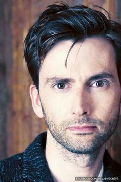David Tennant- the subtlety of his freckles, and not seen here, his crow's feet