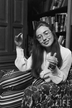 Hey Hillary, I would wear these pants in a second!      Not to mention that wearing pants to have your picture taken for life magazine was a bold choice in 1969.