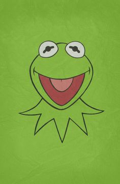 The Muppet Show (1976–1981) ~ Minimal TV Series Poster by Begum Ozdemir #amusementphile