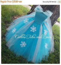 28 Trendy Ideas For Birthday Queen Tutu Dresses Frozen Dress, Elsa Dress, Tulle Dress, Robes Disney, Disney Dresses, Costumes Avec Tutu, Fairy Costumes, Little Girl Dresses, Girls Dresses