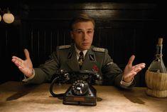 Christoph Waltz in Inglourious Basterds (2009)