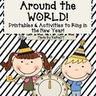 Ring in the New Year with this collection of printables. Explore some of the New Year's Eve celebrations that take place around the world! Your stu...