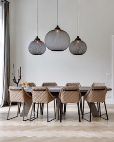 Formal dining inspiration.
