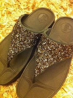 Limited edition Swarovski crystal FitFlops!