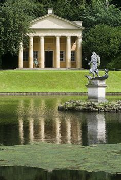 Temple of Piety & Neptune, Studley Royal Park - United Kingdom