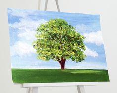 En este articulo vamos a aprender de forma fácil y sencilla como pintar arboles al oleo. Podrás aplicar esta sencilla pero efectiva técnica a tus pinturas.