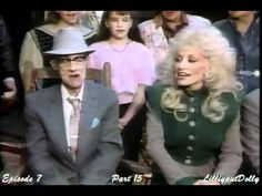 Dolly Parton & Her Grandpa Amazing Grace on The Dolly Show 1987/88 (Ep 7, Pt 15)