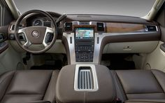 2015 Cadillac Escalade Esv Interior