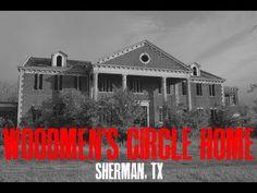 Urbex: Woodmen's Circle Home (Sherman, TX) - YouTube