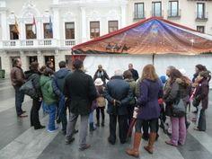 Visitas en colaboración con las Instituciones de Guadalajara. Visita a  Belenes 2013. www.guiadosenguadalajara.es