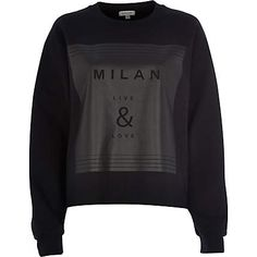 Black Milan live  £25 river Island  Slouch / everyday but smart enough to wear out dressed up.
