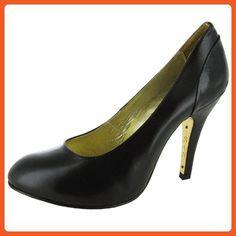Shane & Shawn Womens 'Sarah' Pump Shoe, Black, US 5 - Pumps for women (*Amazon Partner-Link)