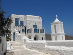 Greek Island Church 6