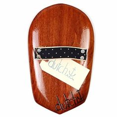 Dutch - Old Reliable Wooden Handplane from Thalia Surf Shop
