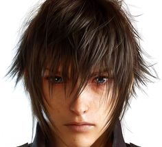 Noctis Lucis Caelum - these Square Enix guys are getting a little too realistic with their characters, wooow.