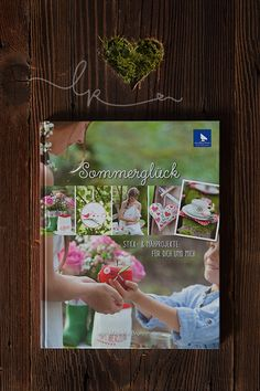 my first book - Lillemor & Rosenresli   acufactum 2015   cross stitching, sewing, decoration - live, love, laugh...