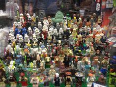 Starwars lego collection!