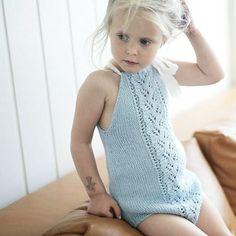 ... so looking forward to summer  #paelas #knittingpattern #strikkemønster #strikking #knitting #summersuit #sommerdrakt #regram