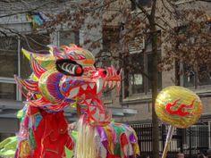 Chinese New Year Parade. Feb 2, 2014