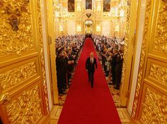 Putin-proper leadership attitude