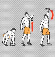 Muscle Building Tips. Gain More Mass With These Weight Training Tips! You can enjoy yourself and see the progress of an effective workout routine. Weight Training Workouts, Gym Workouts, At Home Workouts, Workout Routines, Melissa Bender, Aerobics Workout, Dumbbell Workout, Aerobic Exercises, Boxing Workout