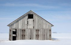 Henderson County barn