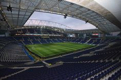 Atatürk Olympic Stadium to Host 2020 Champions League Final + 2020 Europa League Final & Super Cup Final Stadiums Announced Porto City, Fc Porto, Europa League, Champions League, Finals, Olympics, Trip Advisor, Basketball Court, Garter