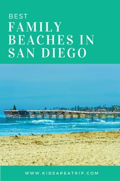 San Diego has perfect weather year round which means plenty of days to swim in…