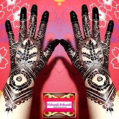 SimplicityIntricacyExclusively PROMO $20 OFF for Any Full Intricate Bridal Henna Packages 2018 Henna Bookings available for:-  Bridal Henna (Wedding/Engagement)  Henna Party (Bride/Groom's side)  Bachelorette Party   Baby Shower   Corporate Events   Ladies Night  With 10 years of experiences in Henna line we will pour our creativity and spontaneous designs on you ladies with reasonable charges specially for you!  Yes you!!! To book your preferable slots & henna quotations: WhatsApp 9320 0152…